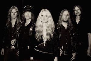 Rockandrolla: Johanna Sadonis habla del presente de Lucifer