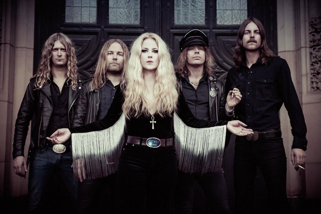 Rockandrolla: Johanna Sadonis habla del presente de Lucifer - Radio Cantilo