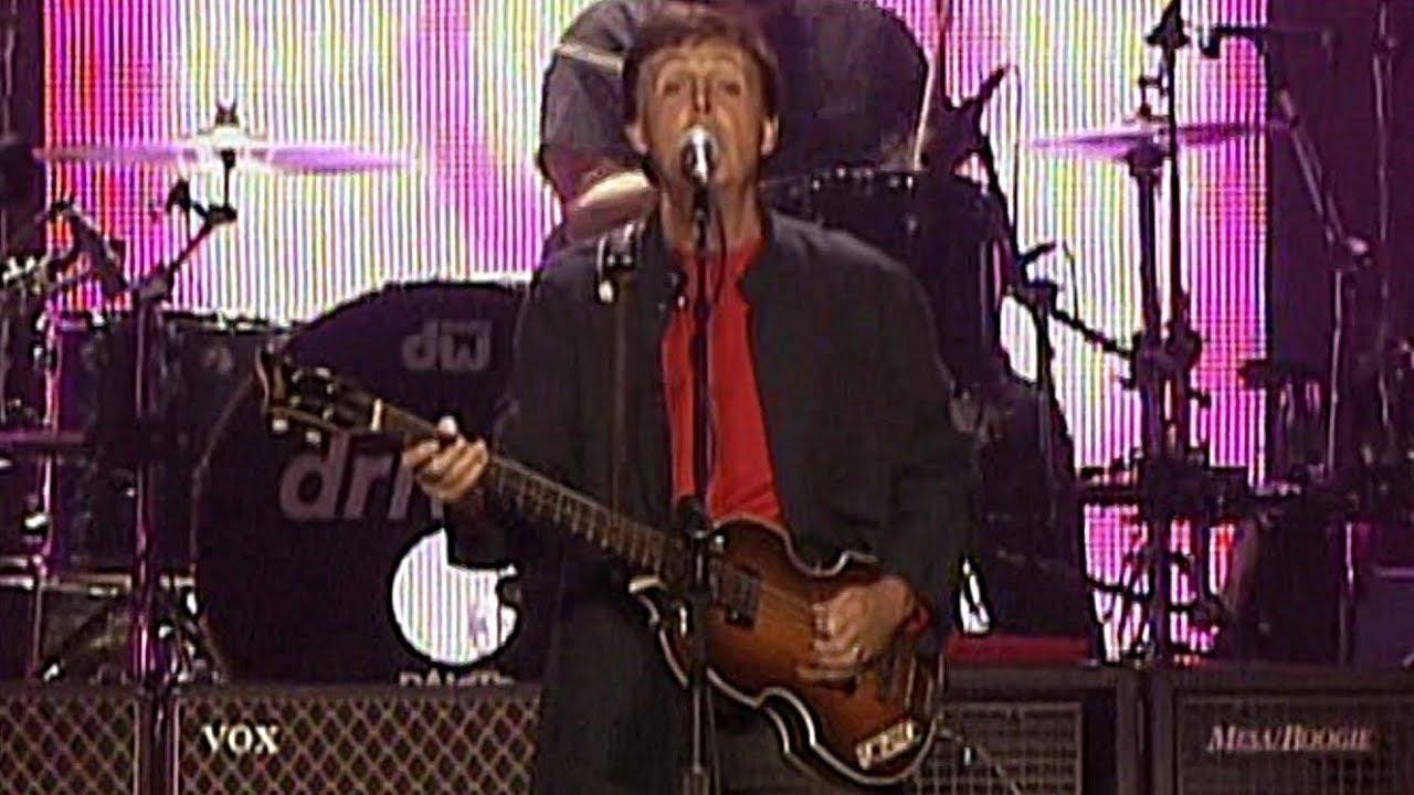 """#UnReciParaVerEnCasa: Paul McCartney y """"Back in the U.S."""" - Radio Cantilo"""