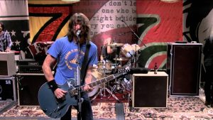 #UnReciParaVerEnCasa: Foo Fighters  Wasting Light Live from 606