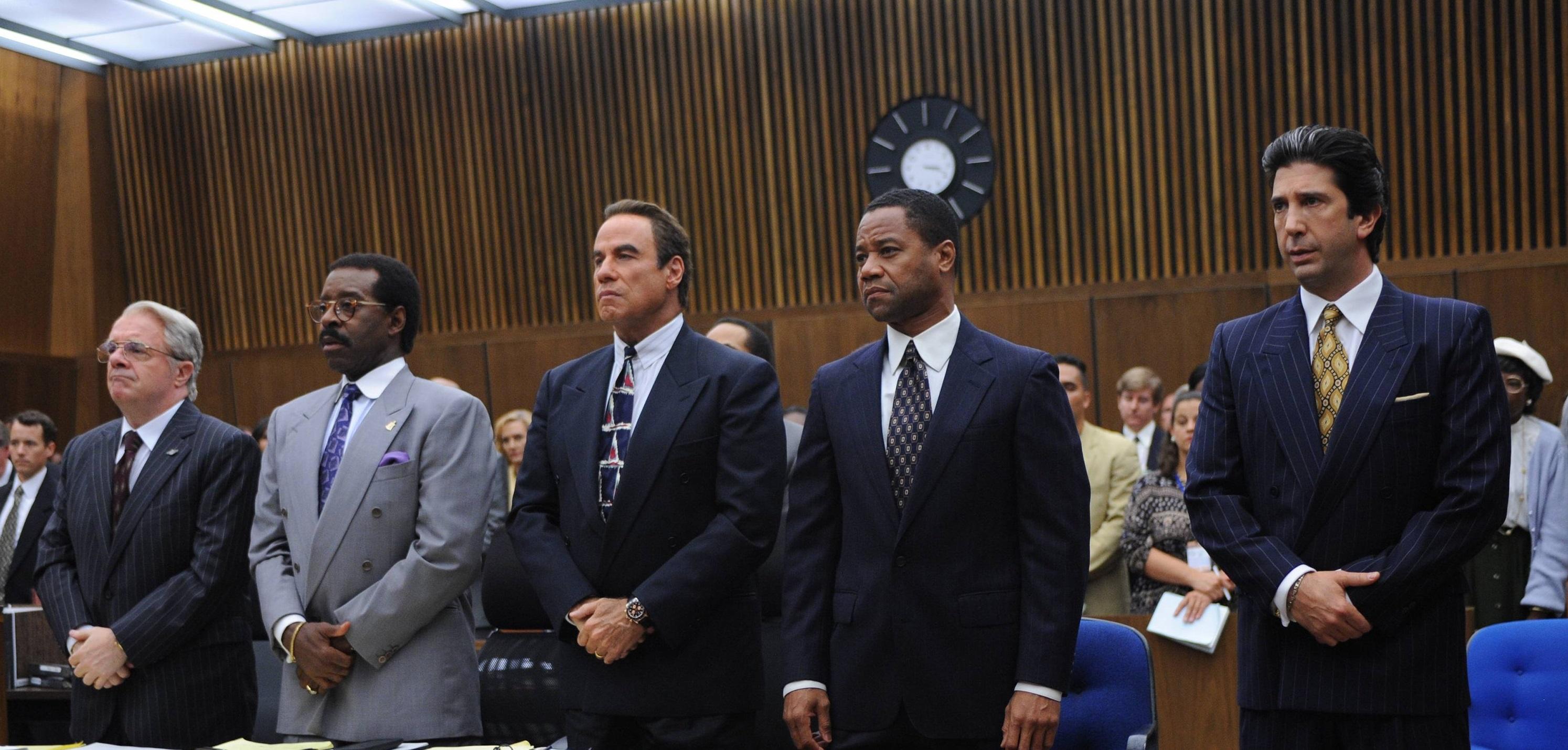 ¿Qué podés ver hoy? American Crime Story: The People v. O.J. Simpson - Radio Cantilo