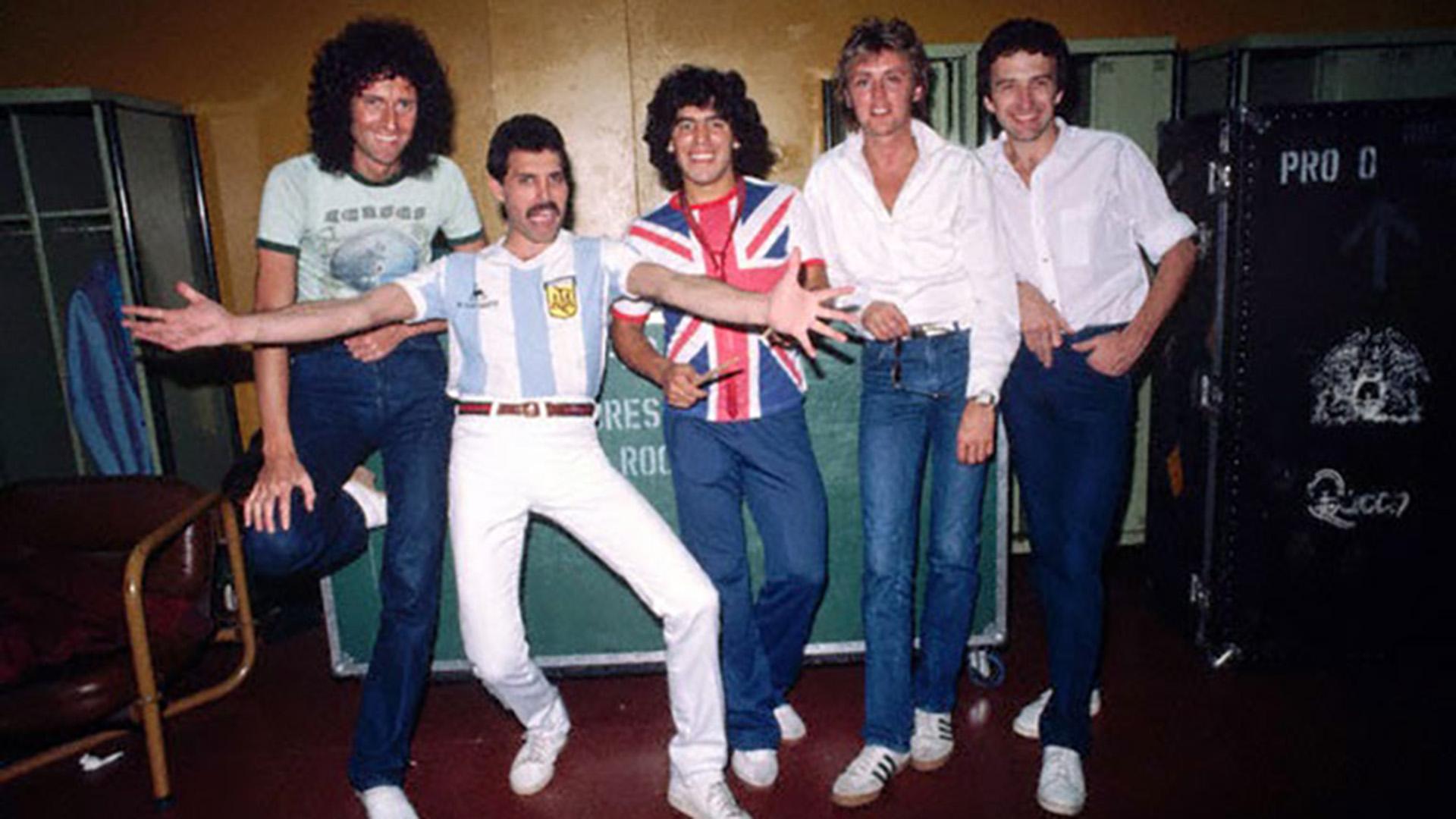 UnReciParaVerEnCasa: Queen en Argentina - Radio Cantilo 101.9