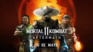 ¡Mortal Kombat 11 Aftermath incluirá a Robocop como personaje!