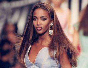 """""""Números redondos"""": una supermodelo y un himno del pop íconos de los '90"""