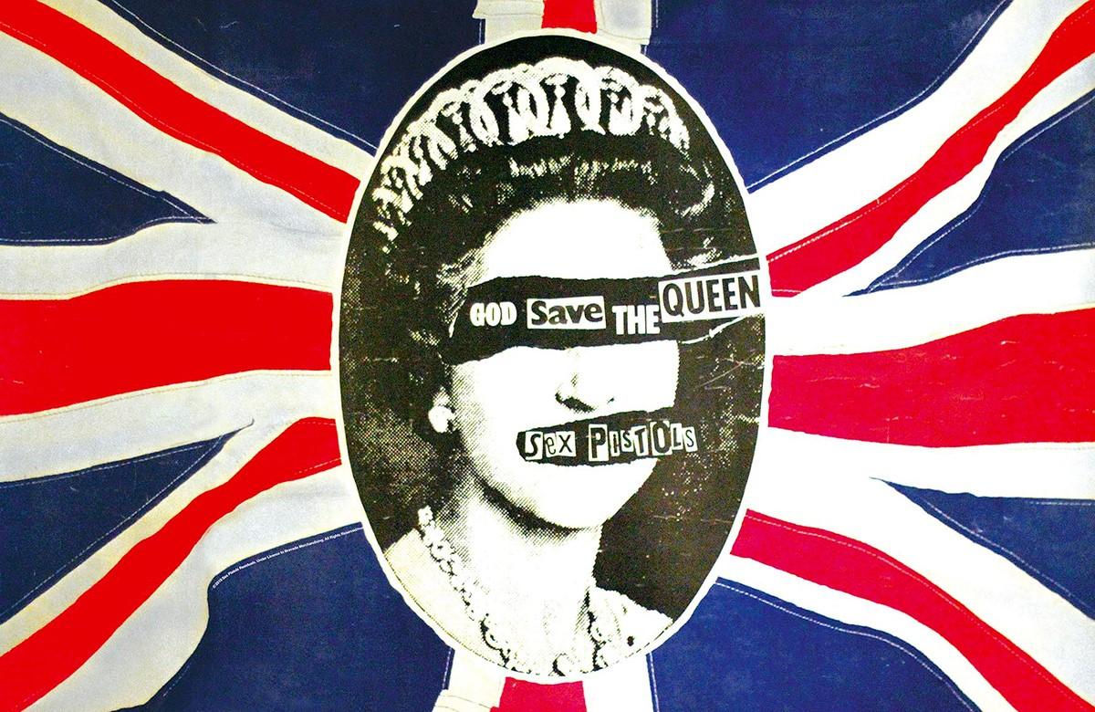 God Save the Queen: 43 años del himno de los Sex Pistols - Radio Cantilo