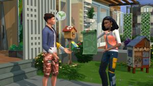 ¡Los Sims se vuelven ecológicos!