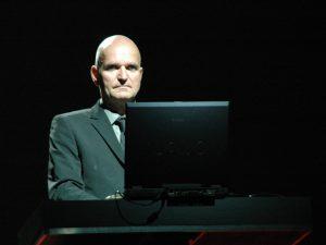 El adiós a Florian Schneider, fundador de Kraftwerk