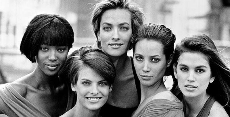"""""""Números redondos"""": una supermodelo y un himno del pop íconos de los '90 - Radio Cantilo"""