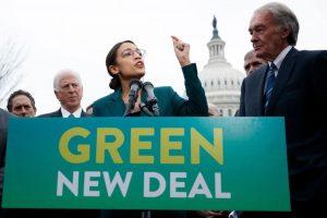 El Green New Deal en tiempos de pandemia