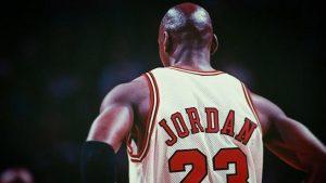 Michael Jordan bailó hasta el final