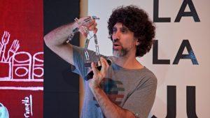 """Juan Pablo Zaramella: """"Animar es encontrar la síntesis de lo que querés transmitir"""""""