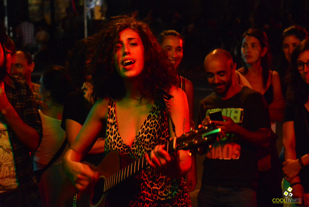 """Artista del Mes"": mano a mano con Paula Maffia (2° Parte) - Radio Cantilo"