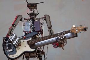 """Partes mínimas: """"Música de robots"""""""