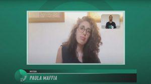 """Artista del Mes"": mano a mano con Paula Maffia (2° Parte)"
