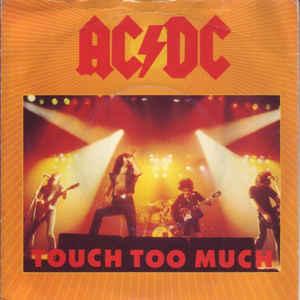 """Fundamentalismo Sanzo: """"Touch Too Much es una de las mejores 10 canciones de AC/DC"""""""