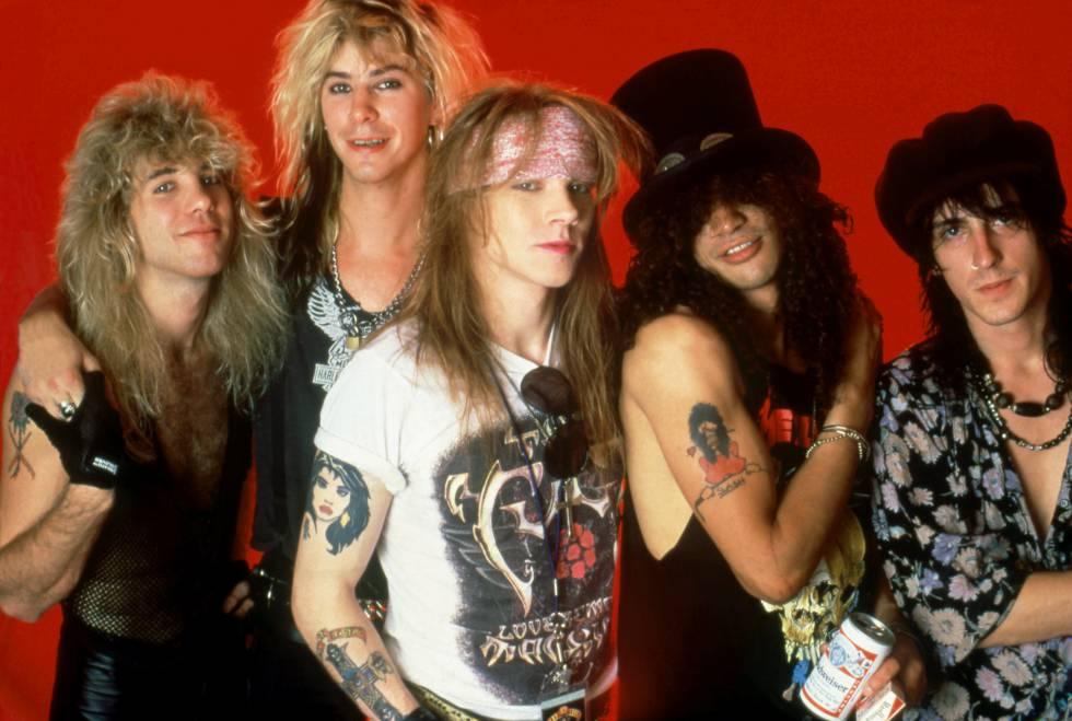 "La historia detrás de ""Don't Cry"" de Guns N' Roses - Radio Cantilo"