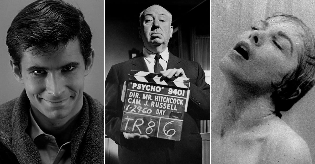 """""""Números Redondos"""": A 60 años de Psicosis y 40 de la partida de Alfred Hitchcock - Radio Cantilo"""