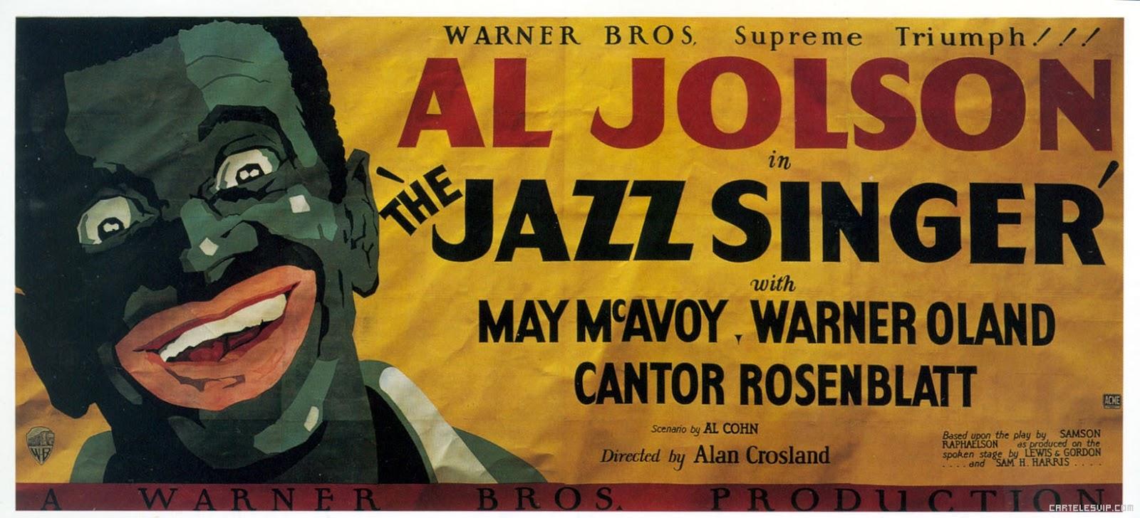 El cantante de jazz: la cinta que lo cambió todo - Radio Cantilo