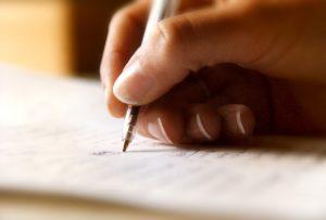 ¿Cómo escribir sobre el dolor?