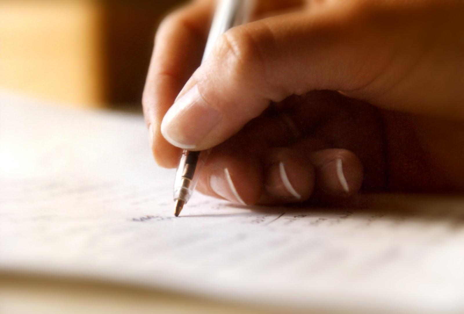 ¿Cómo escribir sobre el dolor? - Radio Cantilo