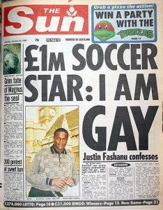 Deporte con historia: ¿quién fue Justin Fashanu?