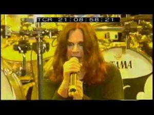 #UnReciParaVerEnCasa: Black Sabbath Live At Ozzyfest