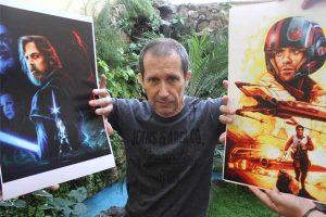 El ilustrador Claudio Aboy habló de su carrera en #PuntoDeFuga