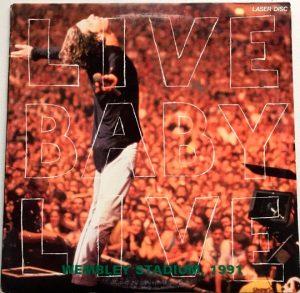 "#DiscosEnCuarentena: ""Live Baby Live"", INXS"