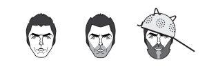 Liam Gallagher publicó el dibujo de Costhanzo con Total Normalidad