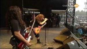#UnReciParaVerEnCasa: Soundgarden At Pinkpop Festival