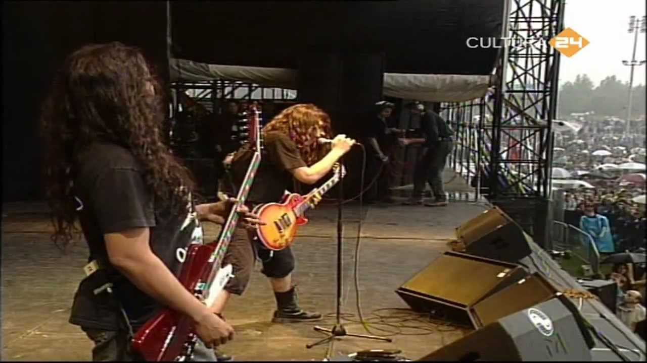 #UnReciParaVerEnCasa: Soundgarden At Pinkpop Festival - Radio Cantilo