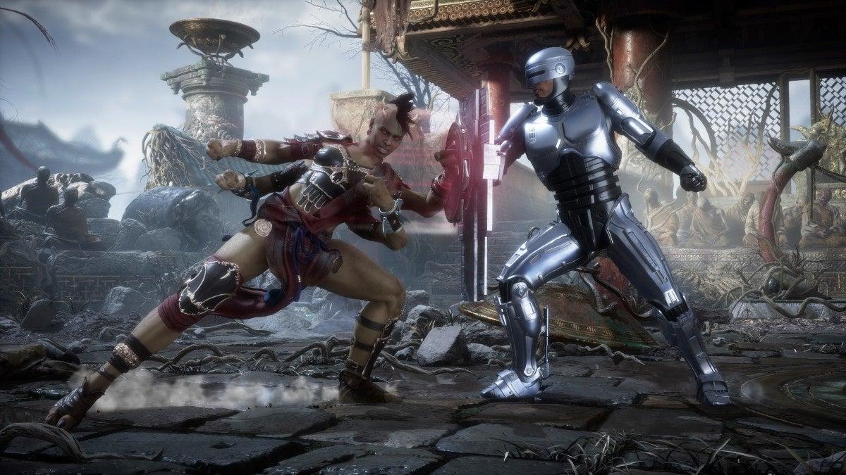 ¡Mortal Kombat 11 Aftermath incluirá a Robocop como personaje! - Radio Cantilo