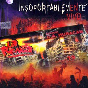 "#DiscosEnCuarentena: ""Insoportablemente vivo"", La Renga"