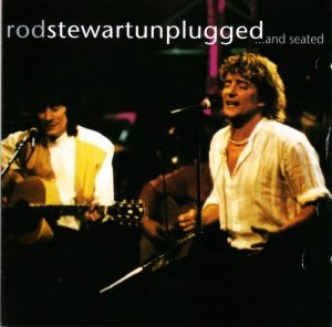 "#DiscosEnCuarentena: ""Unplugged… And Seated"", Rod Stewart"