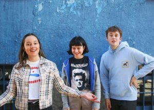London por Lou: The Orielles