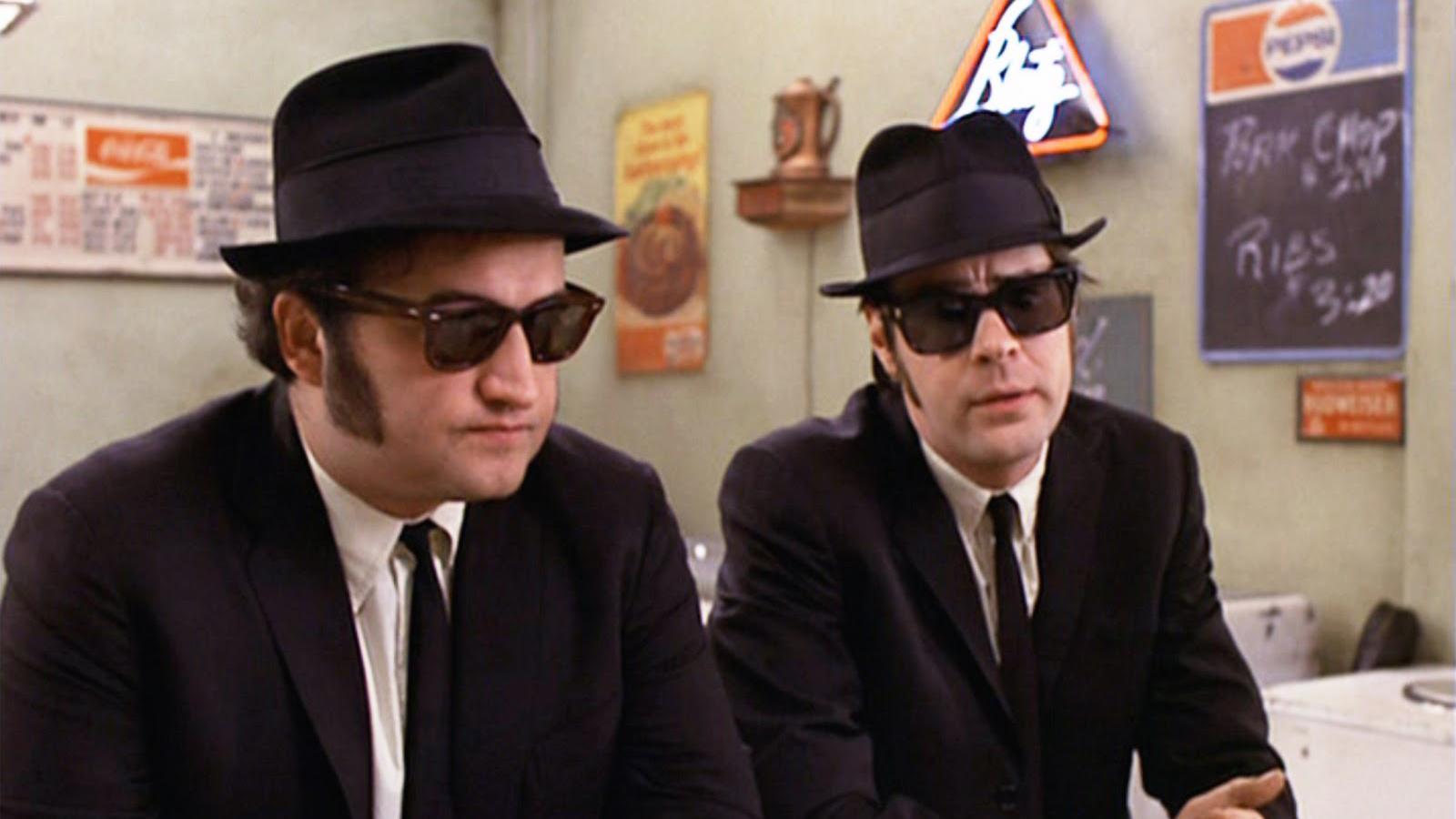 Anécdotas Imprecisas del Rock: The Blues Brothers - Radio Cantilo