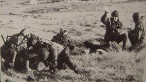 La Niebla de la Guerra: Rafael Colemil y la batalla en Monte Longdon