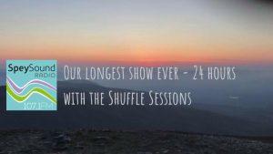 Escuchá la playlist de Under en Shuffle Sessions