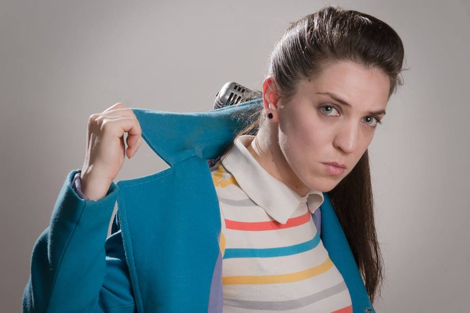 """Artista del Mes"": Lucy Patané (3º Parte) - Radio Cantilo"