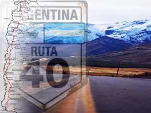 Un libro de viajes sobre la ruta 40