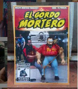 """Los secretos detrás de """"Milonga Customs"""", los bizarros muñecos de iconos argentinos"""