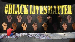 "Netflix lanzó la categoría ""Black Lives Matter"""