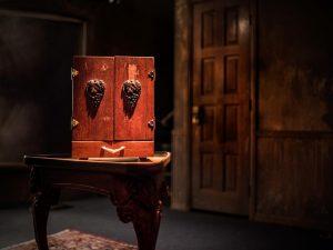Dybbuk y la caja de tus pesadillas