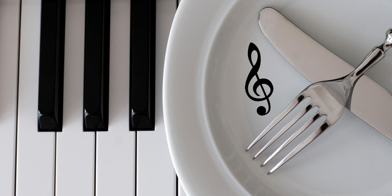 ¡Comprobado, la música realmente cambia tu percepción del gusto! - Radio Cantilo