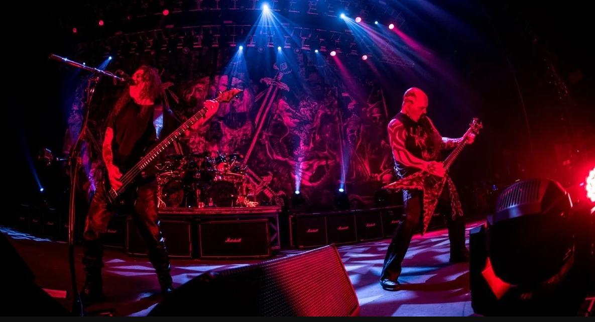 Recordando a Slayer en Argentina: un final perfecto para los referentes del Thrash - Radio Cantilo