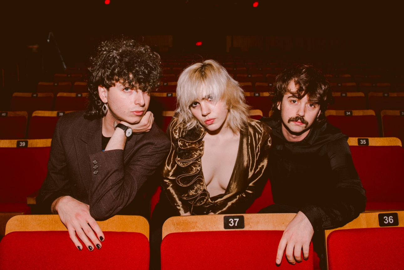 London por Lou: Sunflower Bean - Radio Cantilo