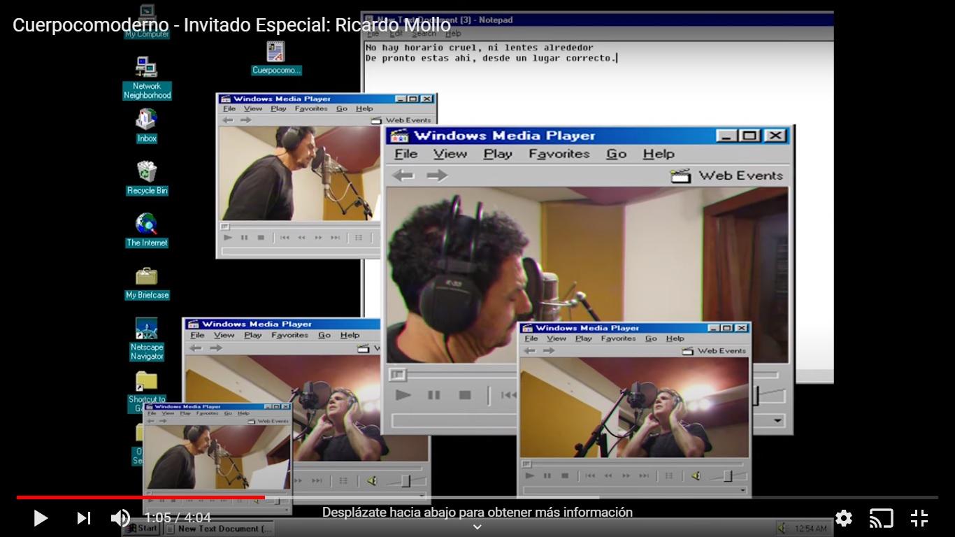 """Enterate cómo se hizo """"Cuerpocomoderno"""", el nuevo tema de Jorge Araujo y Ricardo Mollo - Radio Cantilo"""