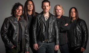"Exclusivo: escuchá el paso de Black Star Riders por ""Anochece"""