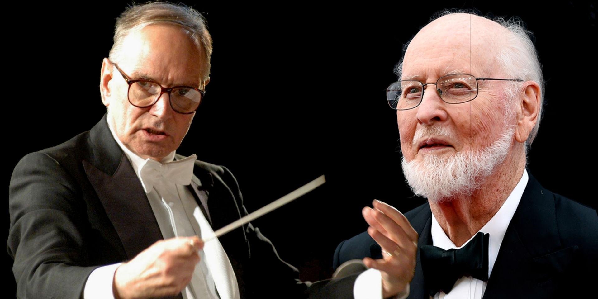 John Williams y Ennio Morricone, premiados por su trabajo - Radio Cantilo
