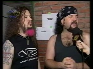 #UnReciParaVerEnCasa: Pantera en Buenos Aires (1998)